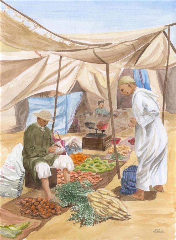 Marché au Maroc 2